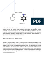 Aniline Project 1234