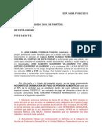 DISMINUCION DE PENSION ALIMENTICIA.docx