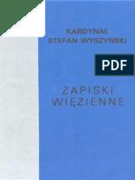 Wyszyński - Zapiski Więzienne