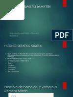 Horno Siemens Martin