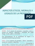 Marketing  ECO 042 Aspectos Morales y Eticos de La Profesión-1