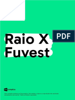 eBook Raio x Fuvest