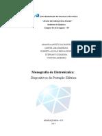 V2 Monografia de Eletrotécnica