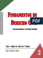 Fundamentos - Personas