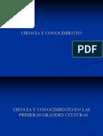Presentación 3 (Ciencia y Conocimiento)