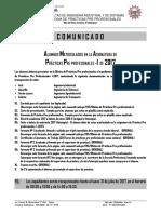 Aviso Para El Practicante Pp.I.2017