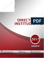 Directorio AGO 2017