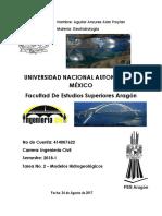 Modelos Hidrogeológicos