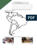 Prueba de Grupos Humanos II Semestre 2017 Tía Paulina Armijo