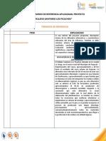 Impactos Ambientales Unidad 3 Fase 3 Términos de Referencia