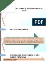 Analisis de Insolvencia Empresarial