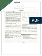 Plan Lector -Ecuaciones Diferenciales