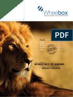 Wheebox Enterprise Brochure