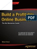 Build a Profitable Online Business- The No-Nonsense Guide