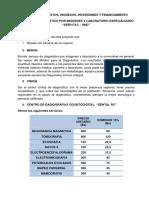 Estudios de Costos Servitac