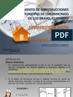 REGLAMENTO DE CONSTRUCCIÓN PARA EL MUNICIPIO DE CHILPANCINGO GRO.