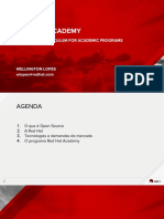 Red Hat Academy Pt Br