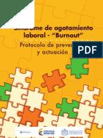 10. Protocolo Prevención y Actuación Burnout