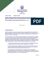 Cordero vs. FS Mgmt. & Devt. Corp. [G.R. No. 167213].docx
