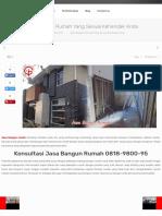 Jasa Bangun Rumah Yang Sesuai Kehendak Anda – IGPHOME Developer Contractor