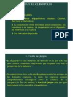 Clase 18 T. Juegos y Oligop-Cournot Bertrand Stackelberg Oct25