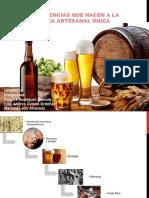 Bebidas Fermentadas (Cerveza)