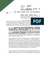 Campos Informe Oral