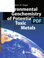 Environmental Geochemistry of Potentially Toxic Metals_Siegel_2002