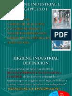 (1).Higiene Industrial I. Introducción