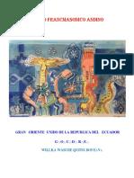 GOUDRE.- RITO ANDINO, CONSTITUCION, DECLARACION DE PRINCIPIOS Y Ritual Primer grado APRENDIZ 2015.pdf
