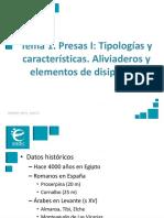 Presentación_M2T1_Presas I_tipologías y Características. Aliviaderos y Elementos de Disipación. (1)
