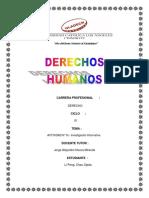 Trabajo N° 03- Investigacion Derechos Humanos