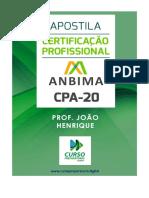 Cpa20 Apostila Prof Joao Henrique