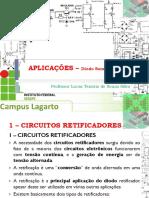 6 - Disp Eletrônico - IfBA - Aplicações Com DIODO2