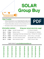 Solar Group Buy Poster PDF