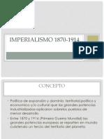 Imperialismo 1870-1914