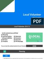 Local Volunteer