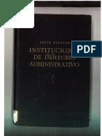 fritz fleiner - instituciones de derecho administrativo - páginas 3 a 8, 25 a 56, 82 a 145