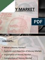 Money Market Assignment