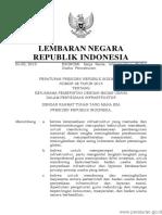 5. PERPRES Nomor 38 Tahun 2015 (Ps38-2015)