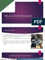 RELACIONES SEXUALES ASPECTOS PSICOSOCIALES