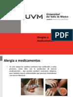 Alergias a Medicamentos Farmacología