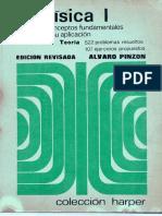 Física I- conceptos fundamentales y su aplicación.Autor