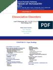 15 Dissociative Disorders