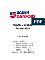 MC200 SAUR DANFOSS