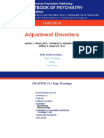 18 Adjustment Disorders
