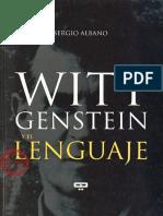 Albano - Wittgenstein y El Lenguaje