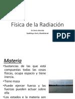 2. Física de La Radiació UTE 1