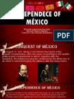 Independece of México