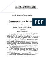 1911-NoticiaHistoricoChorographicadaComarcadeGranja
